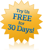 Try Us Free for 30 Days!