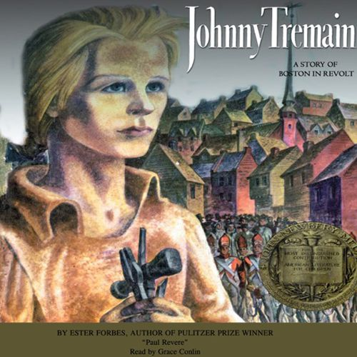 Johny Tremain Audio Book Tales2go