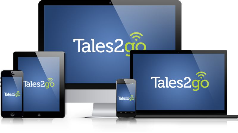 Tales2go, your partner in the fight for better literacy.