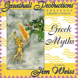 Greek Myths Audio Book Tales2go