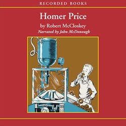 Homer PRice Audio Book Tales2go