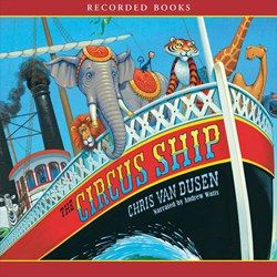 The Circus Ship Tales2go Audio Books