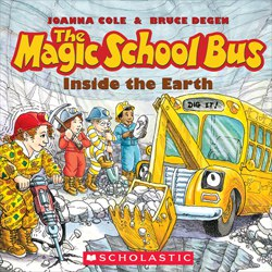 Magic School Bus Inside The Earth Tales2go Audio Books