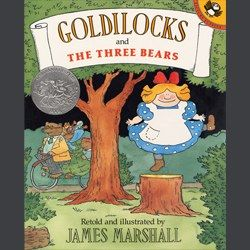 Goldilocks And The Three Bears Tales2go Audio Books