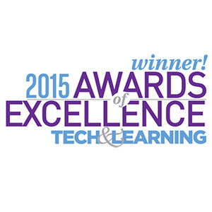 Tales2go Wins 2015 Tech & Learning Award Of Excellence