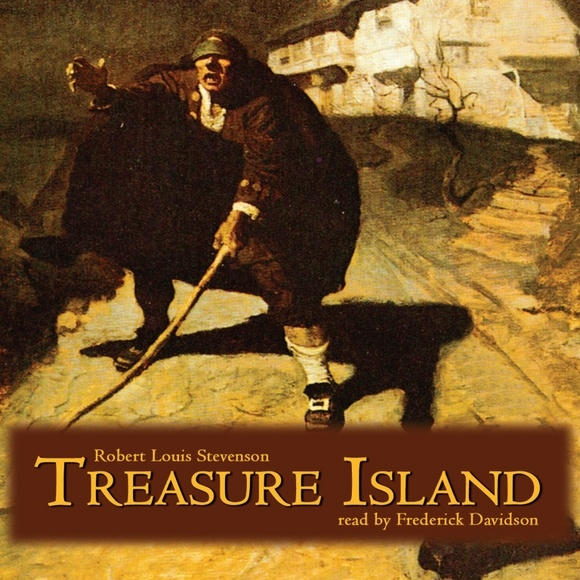 Treasure Island Blackstone Audio