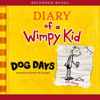 Dog Days (Book 4: Diary Of A Wimpy Kid)