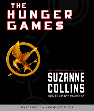 The Hunger Games Trilogy Audiobooks