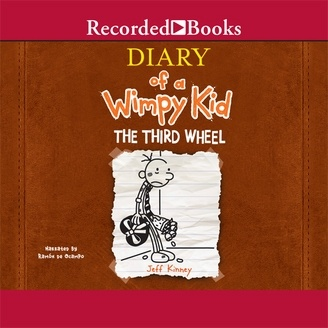 The Third Wheel (Book 7: Diary Of A Wimpy Kid) Audiobook