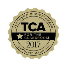 Teacher's Choice Award 2017 Audiobooks