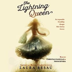 The Lightning Queen Audiobook