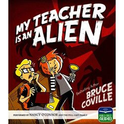 Teacher Alien