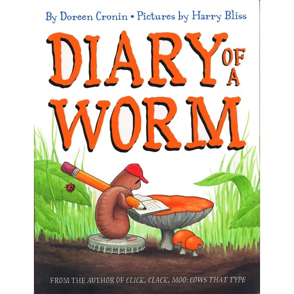 Diary Of A Worm Audiobook